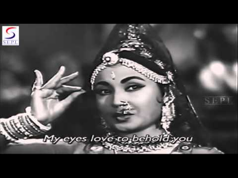 Mera Dil Ab Tera O Saajana - Lata Mangeshkar - DIL APNA AUR PREET PARAI - Raaj Kumar, Meena Kumari