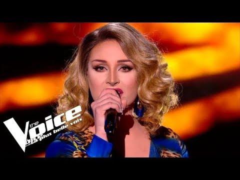 Malena Ernman - La Voix   Leona Winter   The Voice 2019   Blind Audition