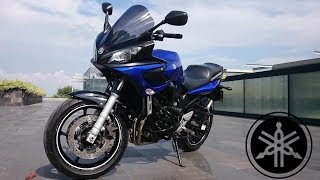 6. 2006 Yamaha Fazer FZ6 | Review Montage