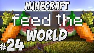 Feed The World - #24 Sweet, Sweet Chestnut