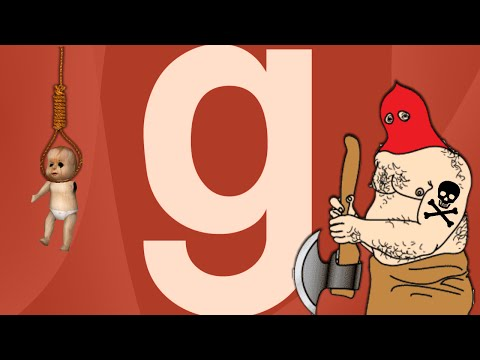 Обзор аддонов Gmod - Смертная казнь (#22)