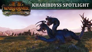 Total War: WARHAMMER 2 - Queen and the Crone - The Kharibdyss