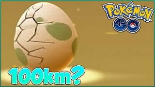 WHAT WILL HAPPEN IF YOU HATCH A 100km EGG In Pok̩mon Go?! LEGENDARY FROM EGGS?! | David Vlas