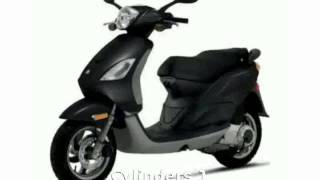 1. 2008 Piaggio Fly 150 - Details & Specification