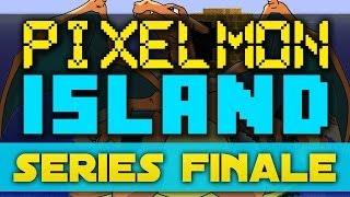 Minecraft PIXELMON ISLAND FINALE (Pixelmon Island Season 2 FINAL BATTLES) with Vikkstar