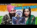 Indian Reaction on Sammi Meri Waar | Coke Studio | PunjabiReel TV