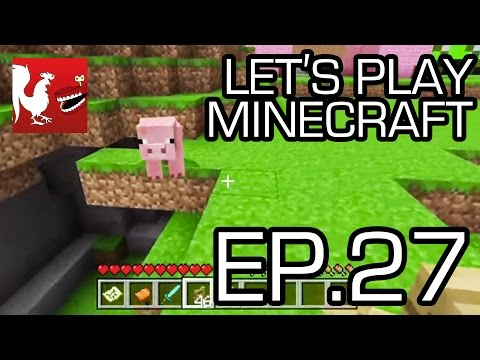 let's - This week we're back in Achievement City (yay!) and Geoff, Jack, Michael, Gavin, Ray and Ryan get their pig on.
