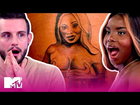 These BFFs Get SO Awkward After This Tattoo | How Far Is Tattoo Far? | MTV