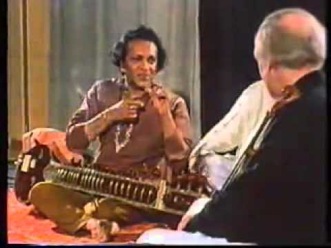 Indian Classical Music : Ravi Shankar, Alla Rakha and Yehudi Menuhin Trio