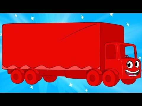My Big Red Truck   My Magic Pet Morphle #46