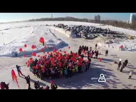 Благотворительный забег для Ярослава Сухорева