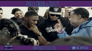 King of the Dot | Philly Swain vs. Daylyt
