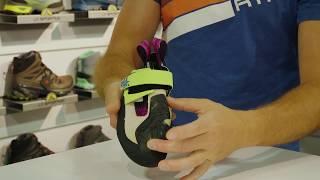 Скальные туфли для боулдеринга La Sportiva Skwama Woman