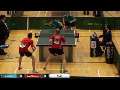 Mixed Doubles Final - 2016 Cadet and Junior National Championships