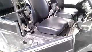 10. Kawasaki Mule Pro FXT with Teryx Bucket seats