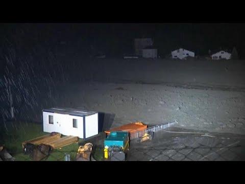 Ελβετία: Νέα κατολίσθηση στις Άλπεις
