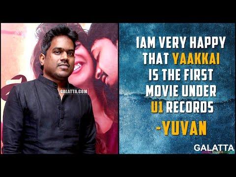 Iam-very-happy-that-Yaakkai-is-the-first-movie-under-U1-records--Yuvan