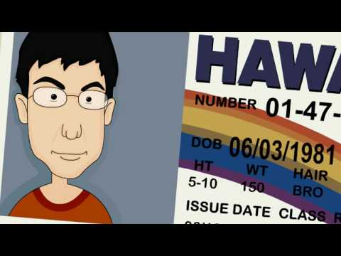 Superbad as a cartoon