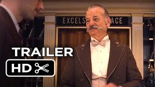 Nonton The Grand Budapest Hotel Official Trailer #1 (2014) - Wes Anderson Movie HD Film Subtitle Indonesia Streaming Movie Download