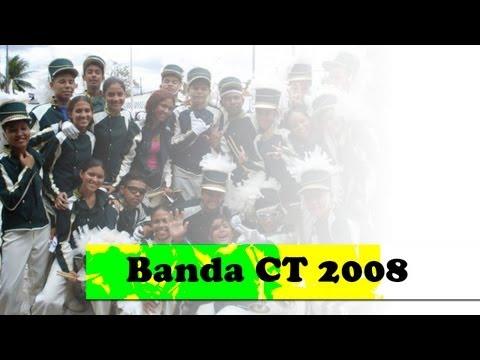 Banda CT - Apresentação em Eusébio 2008