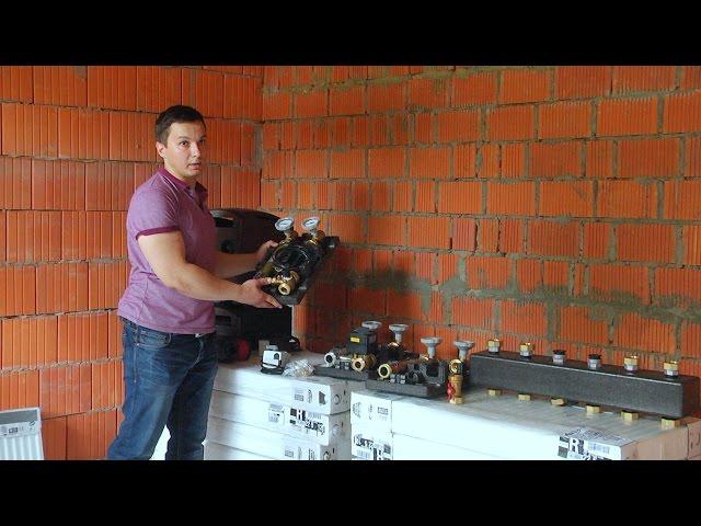 Выбор инженерного оборудования для системы отопления