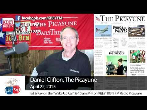'The Picayune' Wednesday with Daniel Clifton, 4/22/15