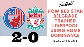 Download Video Redstar Belgrade Trash Liverpool 2-0 UEFA Champions League 2018 {How They Did It} MP3 3GP MP4