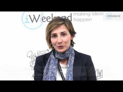 Entrevista Marta García. La alegre caja. iWeekend-Valencia 2013