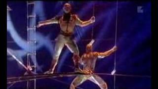 Video Aerial High Bar Act - ALEGRIA (Cirque du Soleil) MP3, 3GP, MP4, WEBM, AVI, FLV Juli 2018