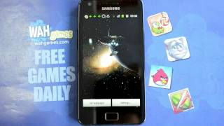 Ufo live wallpaper YouTube video