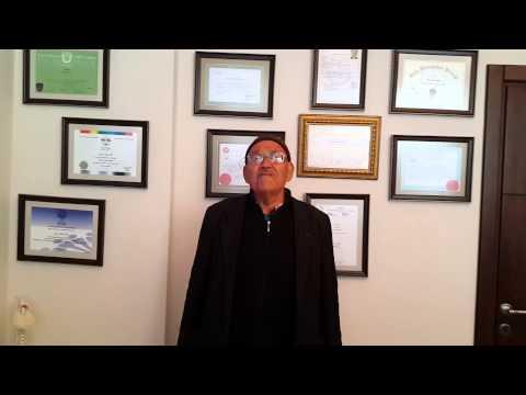 Bekir Özkan  - İleri Yaş Hasta - Prof. Dr. Orhan Şen
