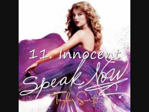 Speak Now (Album Preview) - Taylor Swift