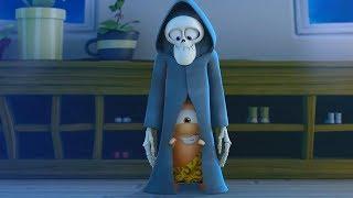 Video Funny Animated Cartoon   Spookiz   The Sub Teacher?!   스푸키즈   Cartoon For Children MP3, 3GP, MP4, WEBM, AVI, FLV September 2018