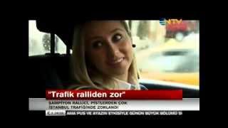 Burcu Burkut Erenkul - NTV - 13 Bülteni - 2013