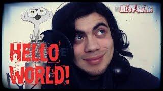Video Hello, world! - Kekkai Sensen Op. Latino MP3, 3GP, MP4, WEBM, AVI, FLV Agustus 2018