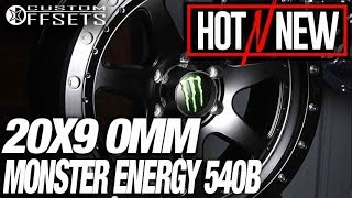 This week on Hot N New is the Monster Energy 540B 20x9 0mmLike this wheel? Monster Energy 540B Available Here!: https://goo.gl/HxBdAjSubscribe now to stay up to date on all videos coming out from Custom Offsets! : https://goo.gl/P71pkN▷ Beat by Kyu Tracks Website: http://www.kyu-tracks.com Youtube: http://www.youtube.com/kyutracks