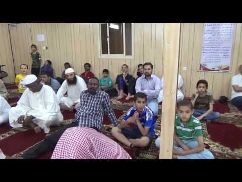 (أحكام الصيام) لقاء بمسجد الإسكان الجامعى لمجمع الكليات بالزلفى - 29-8-1438هـ