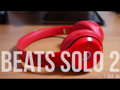 Beats Solo 2 Review! [ITA]