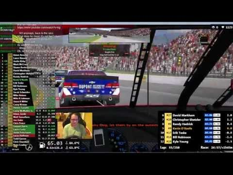 Goody's Headache Relief Shot 500 Martinsville – 2014 Iracing Nascar Series