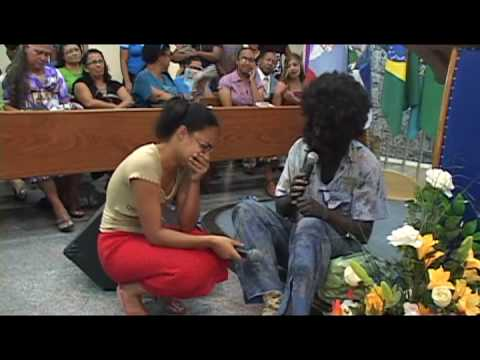 Cantora Graciele e o Mendigo