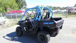 8. 2016 Can AM Commander XT 1000 Review