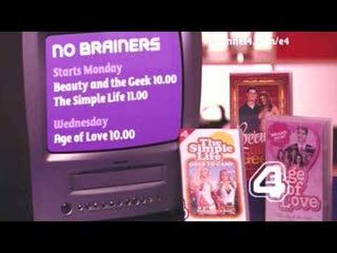 "E4 ""Shopping Channel"" Promos"