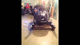 1. 2007 Ski Doo Mach Z X 1000 SDI Snow Machine Powersport in Warren, OH