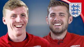 Subscribe to FATV: http://bit.ly/FATVSub England U21 & Southampton duo Matt Targett & Jack Stephens are the latest pair to play...