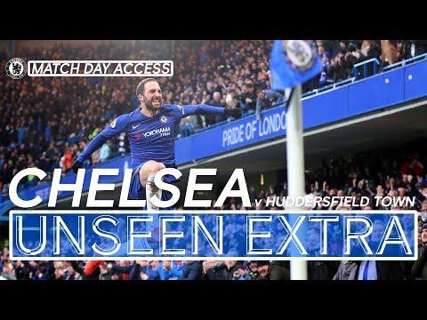 Video: #Higuain's First Chelsea Goals, #Hazard At His Best