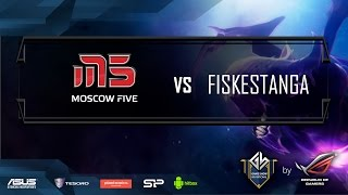 Fisketanga vs M5.int, game 2