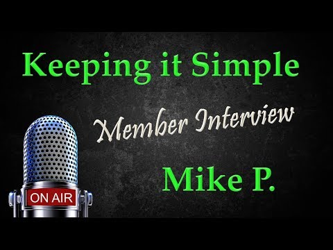 Keeping Option Trading Simple - Member Interview