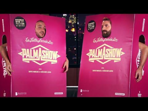 La - Commandez le DVD : http://amzn.to/1wb1uYO David Marsais et Grégoire Ludig sont de retour avec l'intégrale de « La Folle Soirée du Palmashow » sur un DVD et le best-of de « Palmashow l...