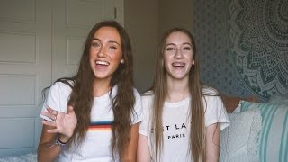 Download Lagu Instagram Q&A With Abby & Lindsay! | Gardiner Sisters Mp3