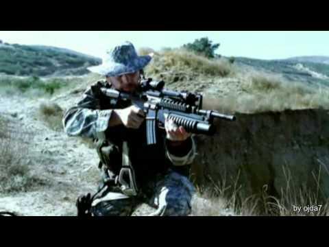 The Unit - Robert Duncan - Fired up (Feels good) - HD